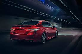 ok google toyota 2018 toyota camry reviews and rating motor trend