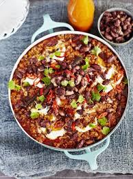 chili cuisine chilli con carne beef recipes oliver