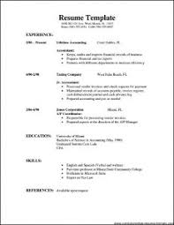 It Professional Resume Samples by Free Resume Templates General Template Rig Manager Sample