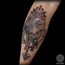 tattoo on leg for women tattoo elephant arm tattoo tattoo for women animals wild