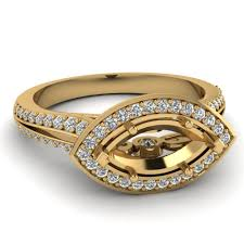 ring settings without stones 25 best of anniversary rings settings without stones