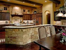 kitchen room design french country kitchen decor dark brown