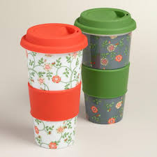 ceramic travel mugs world market