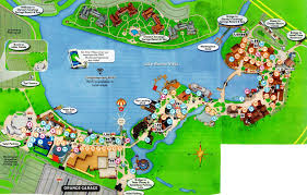 Disney World Monorail Map by Disney Springs Vacation Pictures Disney World Live Suchart Family