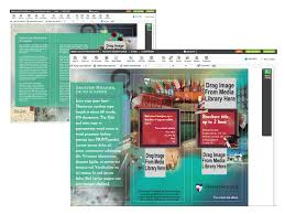 6 panel brochure template about us brand sprokit