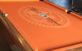 Felt Pool Table by Custom Artscape And Vivid Pool Table Felt Billiard Cloth Designs