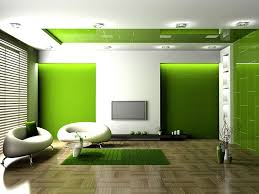 bring nature to your living room by painting it green green tops