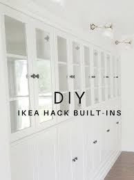 How Much Does It Cost To Have Built In Bookshelves by Best 25 Ikea Cabinets Ideas On Pinterest Ikea Kitchen Ikea