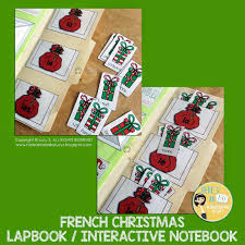 here u0027s an idea french interactive christmas activities a