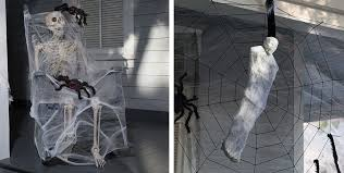 Scary Halloween Decorations Canada by Halloween Spiders Giant Spiders Spider Webs U0026 Spider