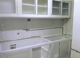 meuble cuisine en aluminium awesome cuisine aluminium collection et charmant meuble cuisine en