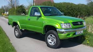 toyota hilux 99 repair manual 2002 candy green toyota hilux 2 5td for sale youtube