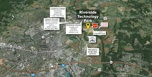 Ft Detrick Map Riverside Technology Park Frederick Md Flex Space St John