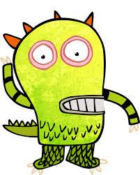 free illustration monster clip art kids free image