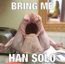 Ham Meme - or should i say ham solo imgur