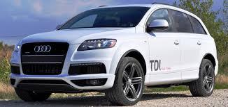 Audi Q7 Limo - 2014 audi q7 tdi s line plus carrara white 14