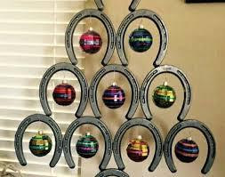 horseshoe ornaments ornament horseshoe crafts 11 awesome horseshoe ornaments