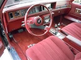 pink car interior late model muscle cars and one oddball