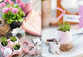 Easy Homemade Easter Table Decorations by 10 Easter Table Decorations Easy Crafts And Diy Easter Treat Bags