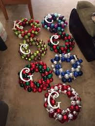 ornament wreath tutorial wreaths ornament and tutorials