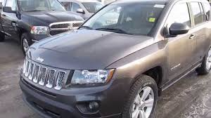 jeep crossover 2015 2015 jeep compass north youtube