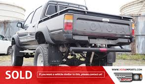 1989 toyota hilux double cab truck 02915dhl01 u2013 yota imports
