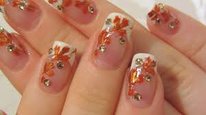 short nail designs with rhinestones images nail art designs