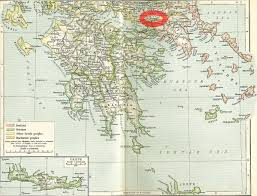 Greece Maps by Location Of Plataea Boeotia Ancient Greece