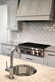 Revere Kitchen Sinks by Mother Of Pearl Quartzite Contemporary Kitchen Cs Interiors