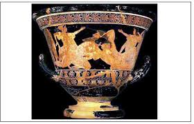 Euphronios Vase Greek Furman University Art 130 131 Resources