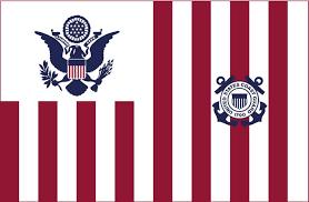 Bvi Flag U S Coast Guard Ensign 5 Outdoor Flag
