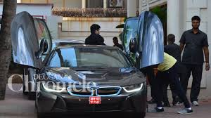 bmw careers chennai shilpa shetty gifts herself a bmw i8 takes it out for a spin
