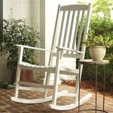 Patio Furniture Rhode Island by Shine Company Rhode Island Porch Rocker White Patio Furniture