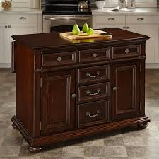 buy home styles monarch slide out leg kitchen island with granite