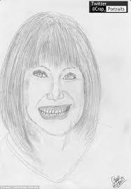 declan higgin u0027s crap portraits go viral for his bad sketches of