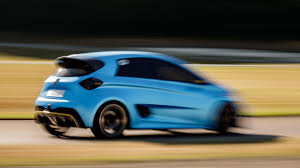 renault zoe renault zoe e sport concept 2017 review by car magazine