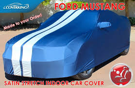 car cover for mustang protect your ford mustang with a premium satin indoor car cover