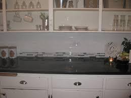 kitchen blue tile kitchen backsplash electric stove white base