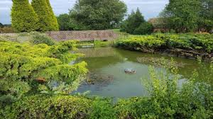 ornamental pond picture of hotel redditch tripadvisor