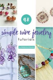 199 best wire wrapping jewelry tutorials and inspiration images on