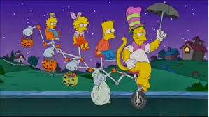 simpsons thanksgiving holiday film reviews the simpsons
