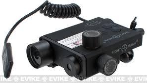 laser and light combo sightmark lopro combo laser flashlight evike com