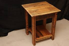 Rustic Side Tables Living Room Beautiful Decoration Rustic Side Tables Living Room For Side