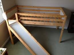 Bunk Bed With Slide Ikea Ikea For Kids On Pinterest Ikea Hackers - Ikea bunk bed slide