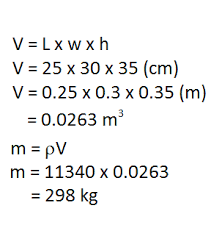 mass and volume formulas unit conversion u0026 practice problems