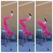 stilt costumes halloween man has only one leg u2026but he makes the most of it at halloween