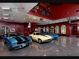 awesome car garages dream garages youtube