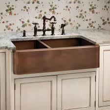 Best Copper Kitchen Sinks Images On Pinterest Copper Farm - Copper farmhouse kitchen sink