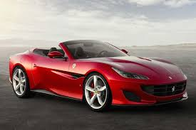 Ferrari California Vintage - ferrari waves goodbye to california and hello to portofino