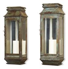 Moroccan Sconce Modena Tall Moroccan Rustic Pair Wall Sconce Lanterns Kathy Kuo Home